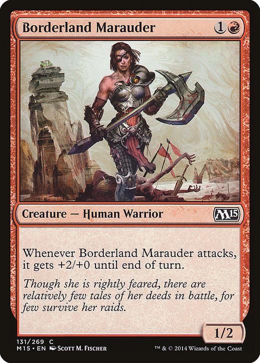 Borderland Marauder image
