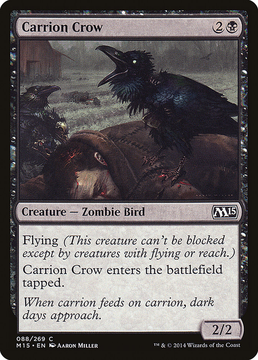 Carrion Crow image