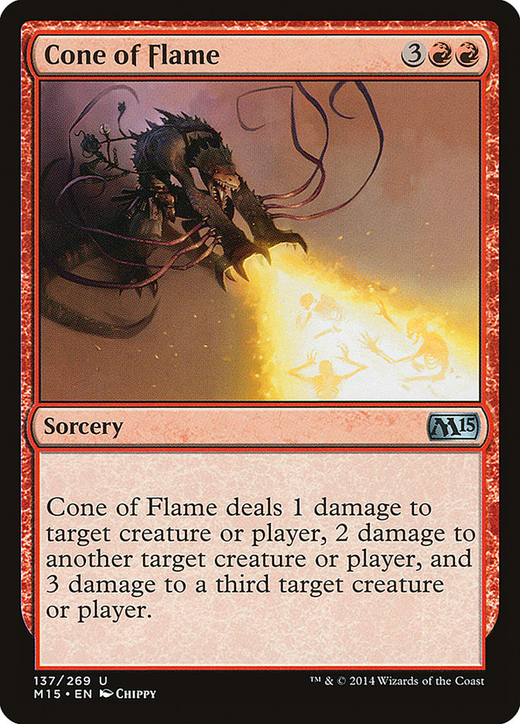 Cone of Flame image