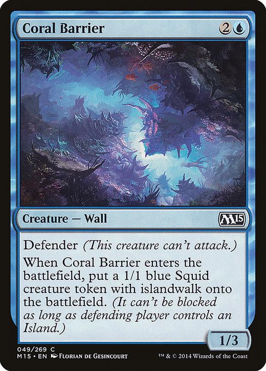 Coral Barrier image