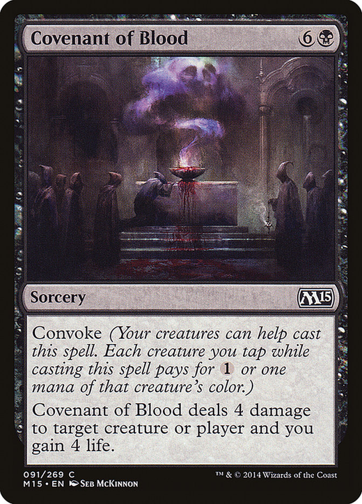 Covenant of Blood image