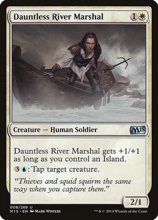 Dauntless River Marshal image