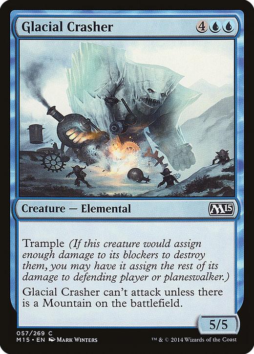 Glacial Crasher image