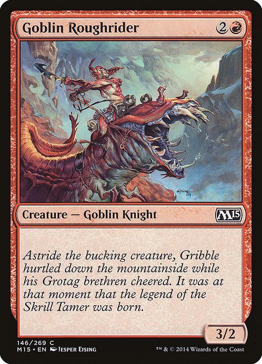 Goblin Roughrider image