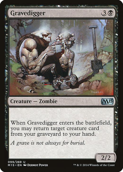 Gravedigger image