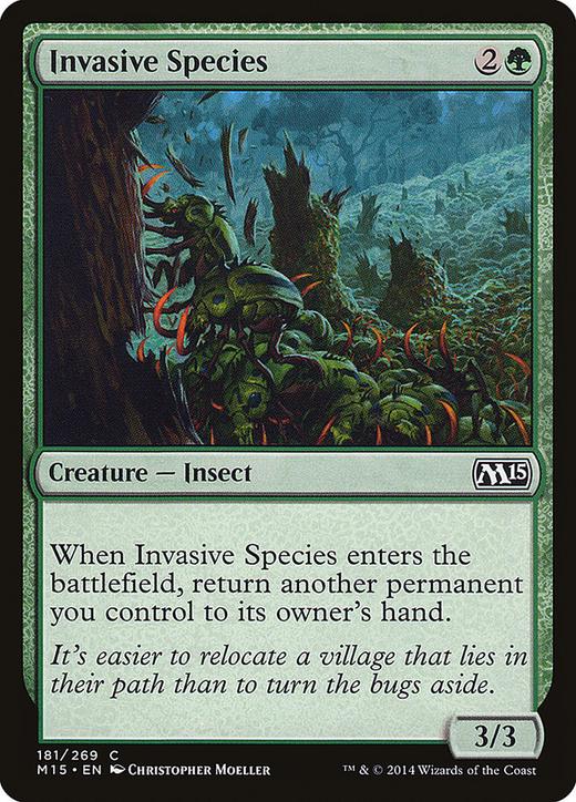 Invasive Species image