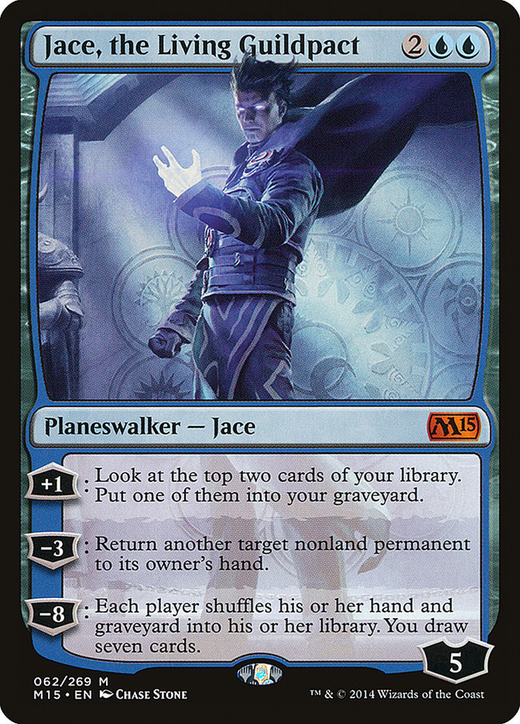 Jace, the Living Guildpact image