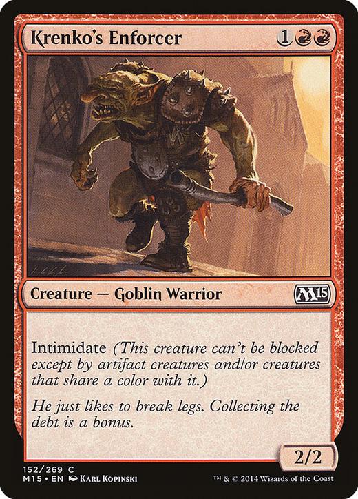 Krenko's Enforcer image