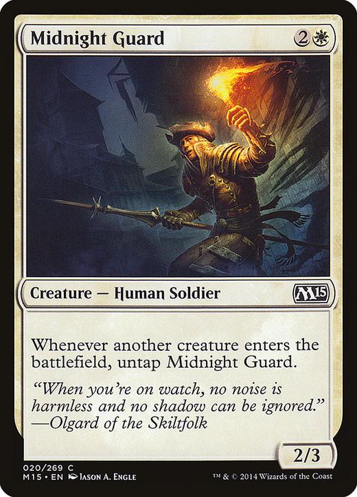 Midnight Guard image