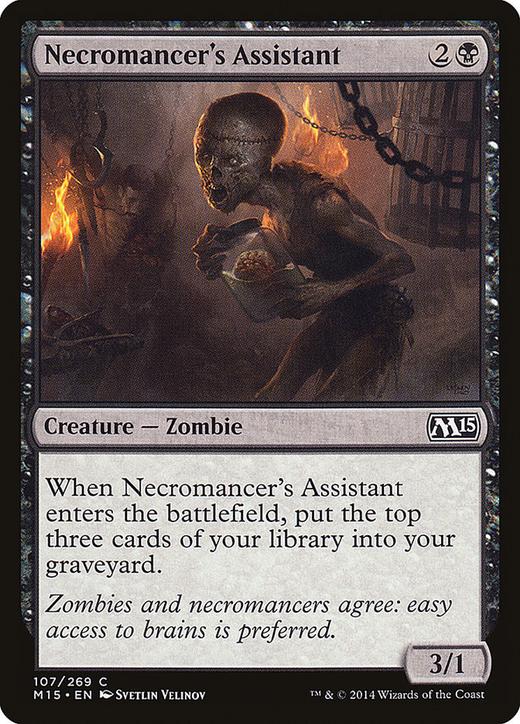 Necromancer's Assistant image