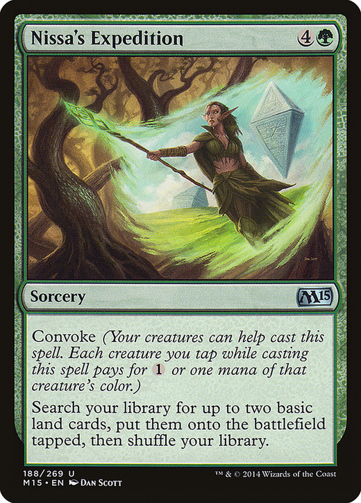 Nissa's Expedition image