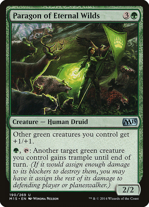 Paragon of Eternal Wilds image