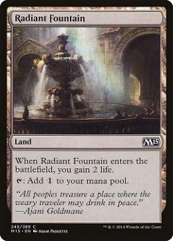 Radiant Fountain image