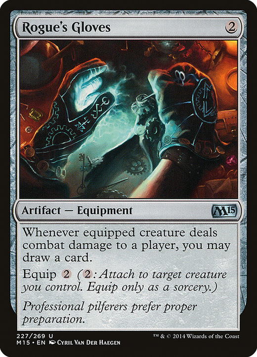 Rogue's Gloves image