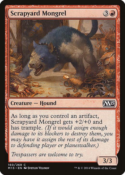 Scrapyard Mongrel image