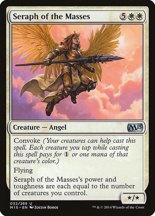 Seraph of the Masses image