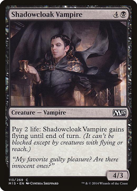 Shadowcloak Vampire image