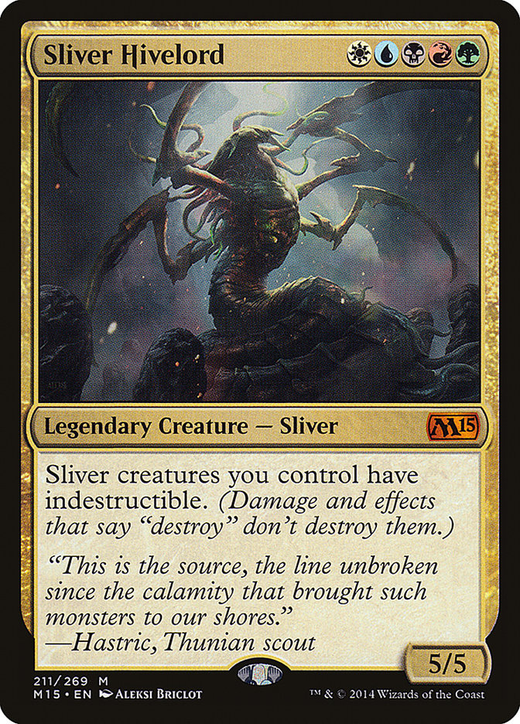 Sliver Hivelord image