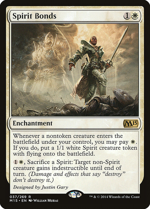 Spirit Bonds image