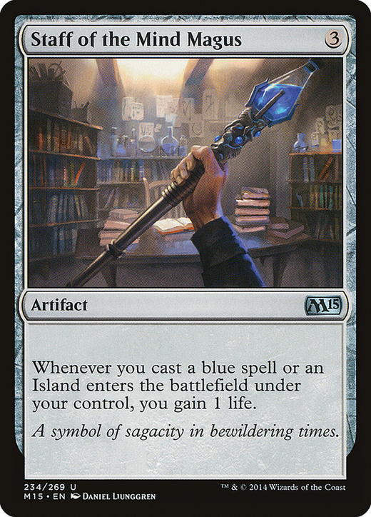 Staff of the Mind Magus image
