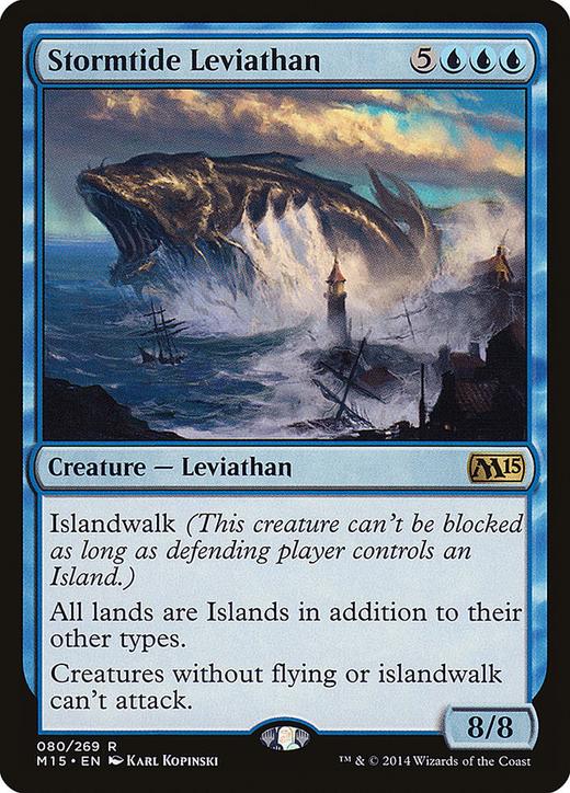 Stormtide Leviathan image