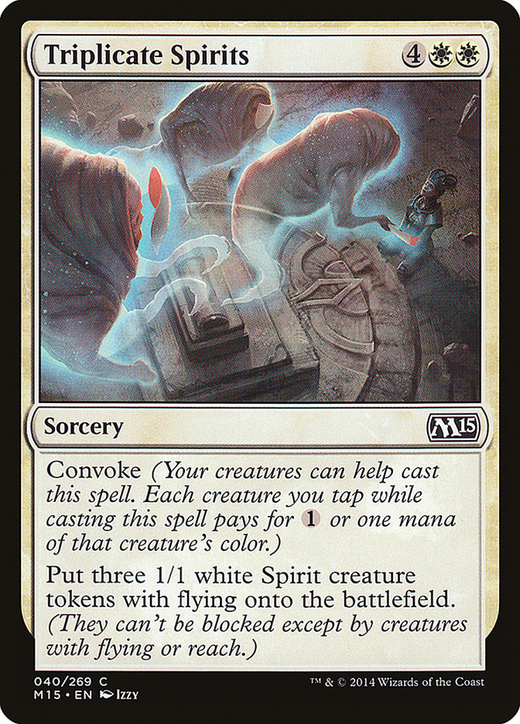 Triplicate Spirits image