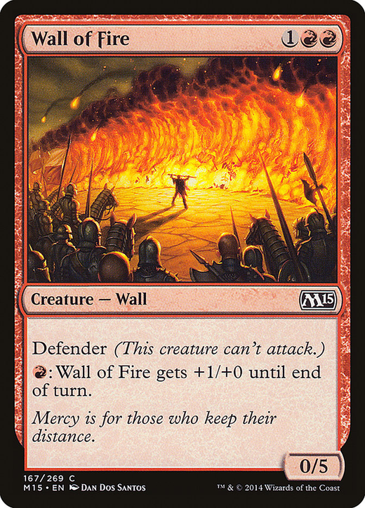Wall of Fire image