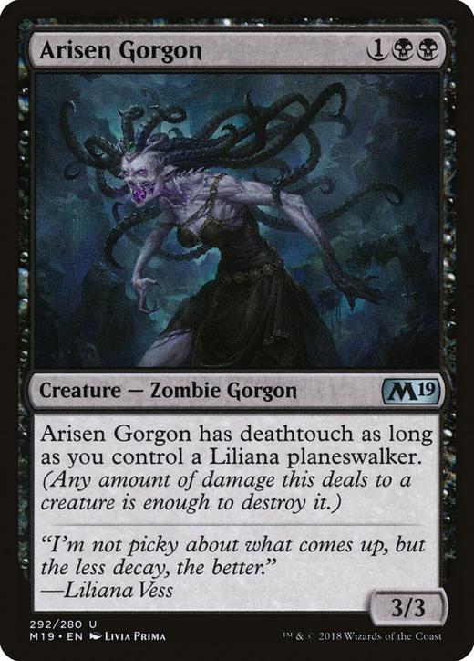 Arisen Gorgon image
