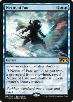 Nexus of Fate image