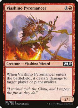 Viashino Pyromancer image