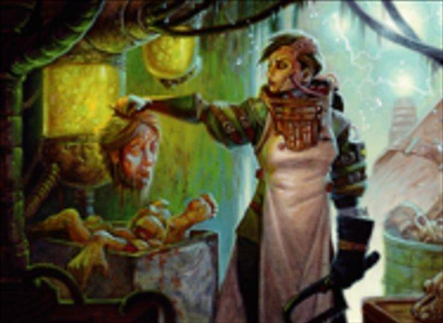 Esper Zombies Modern: deck da vez