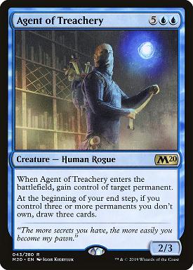 Agent of Treachery image