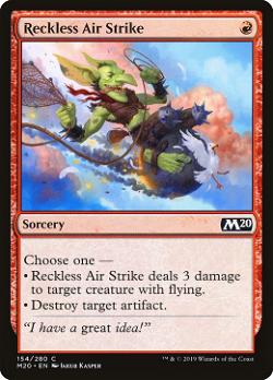 Reckless Air Strike image