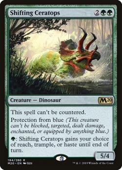 Shifting Ceratops image