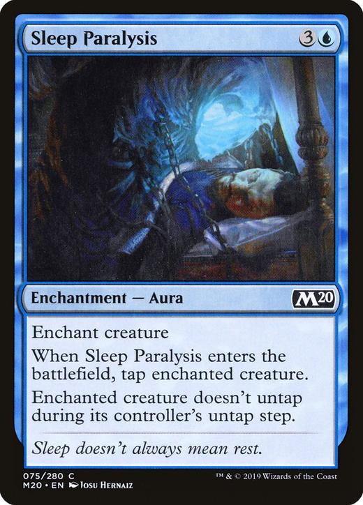 Sleep Paralysis image