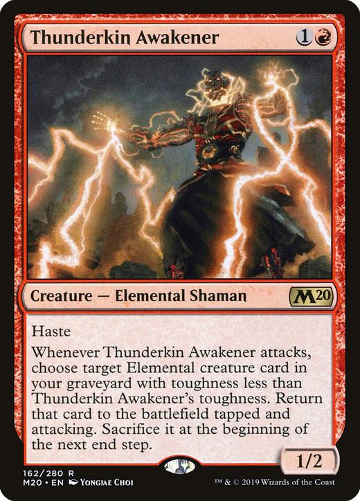 Thunderkin Awakener image