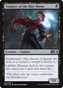 Vampire of the Dire Moon image