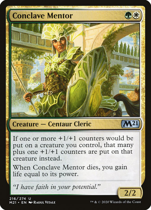 Conclave Mentor image