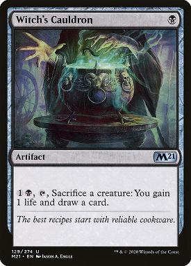 Witch's Cauldron image
