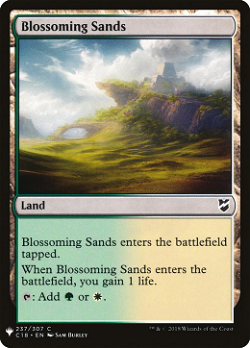 Blossoming Sands image