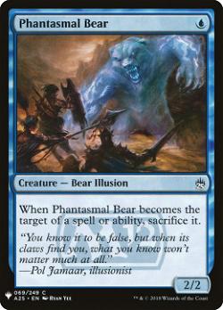 Phantasmal Bear image