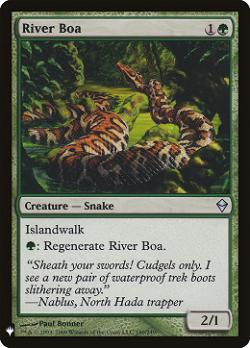 River Boa image