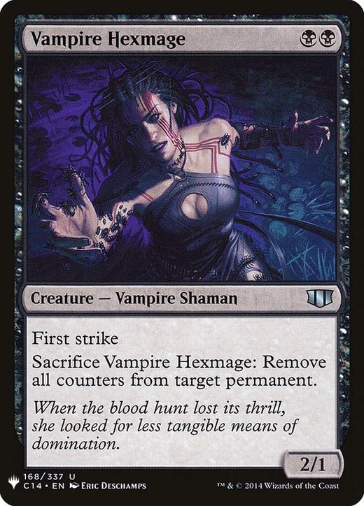 Vampire Hexmage image
