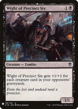 Wight of Precinct Six image