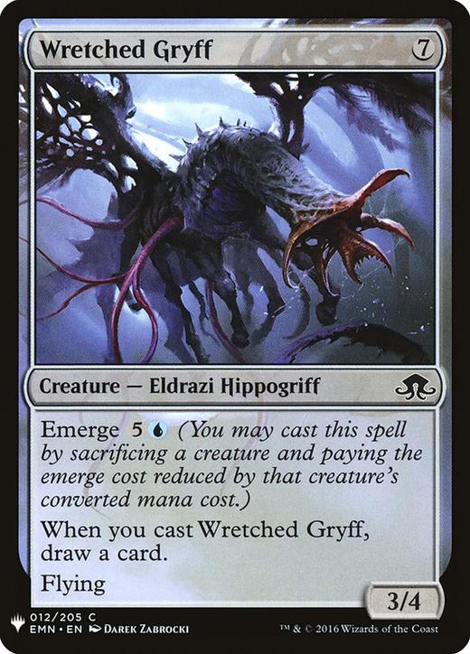 Wretched Gryff image