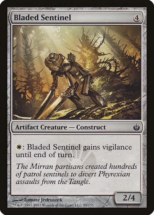 Bladed Sentinel image