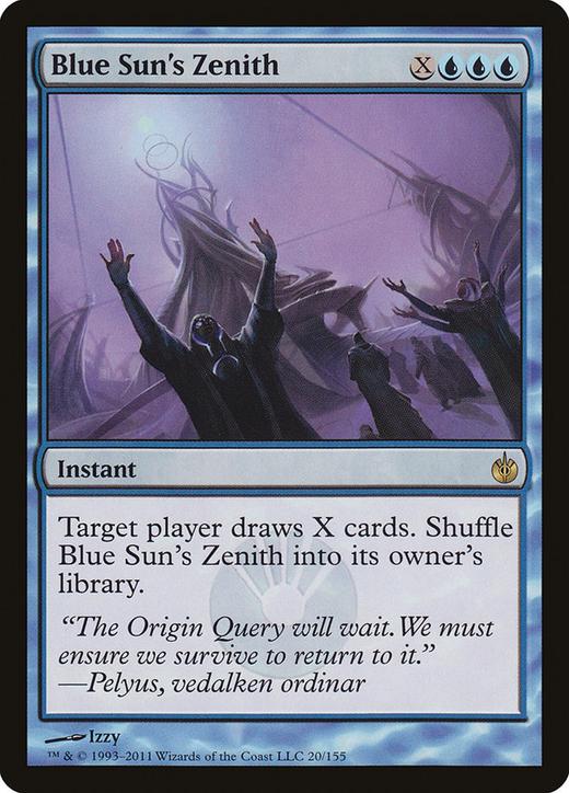 Blue Sun's Zenith image