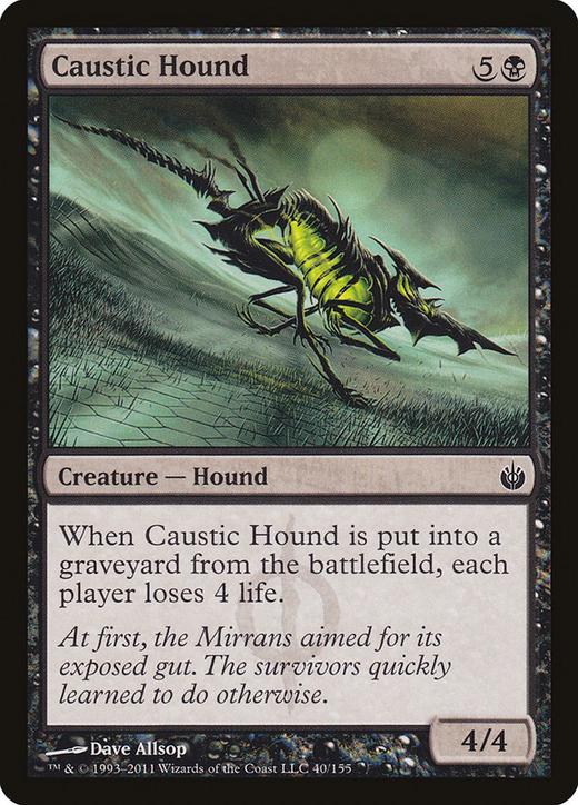 Caustic Hound image
