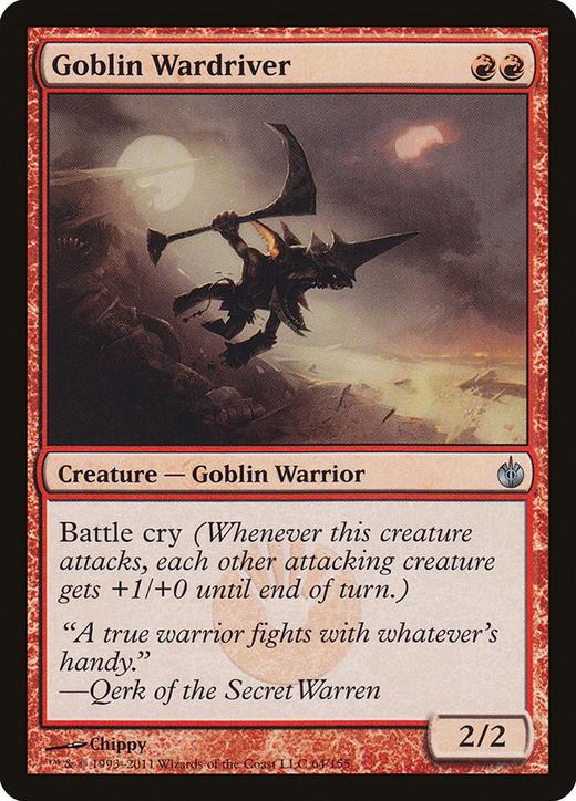 Goblin Wardriver image