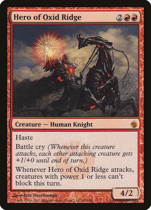 Hero of Oxid Ridge image